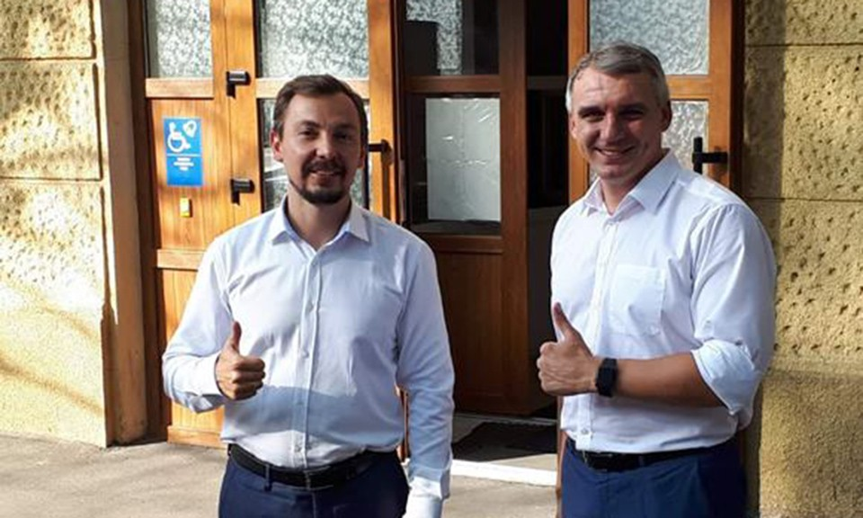 MYKOLAIV MAYOR RETURNED TO HIS POST THANKS TO DEFENSE PROVIDED BY ARIO