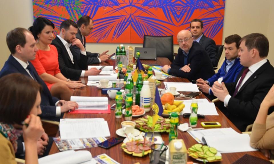 Обрано нове керівництво Асоціації правників України