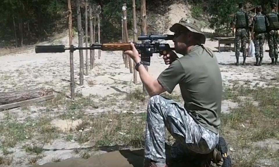 Як поліція влаштувала полювання на волонтера АТО
