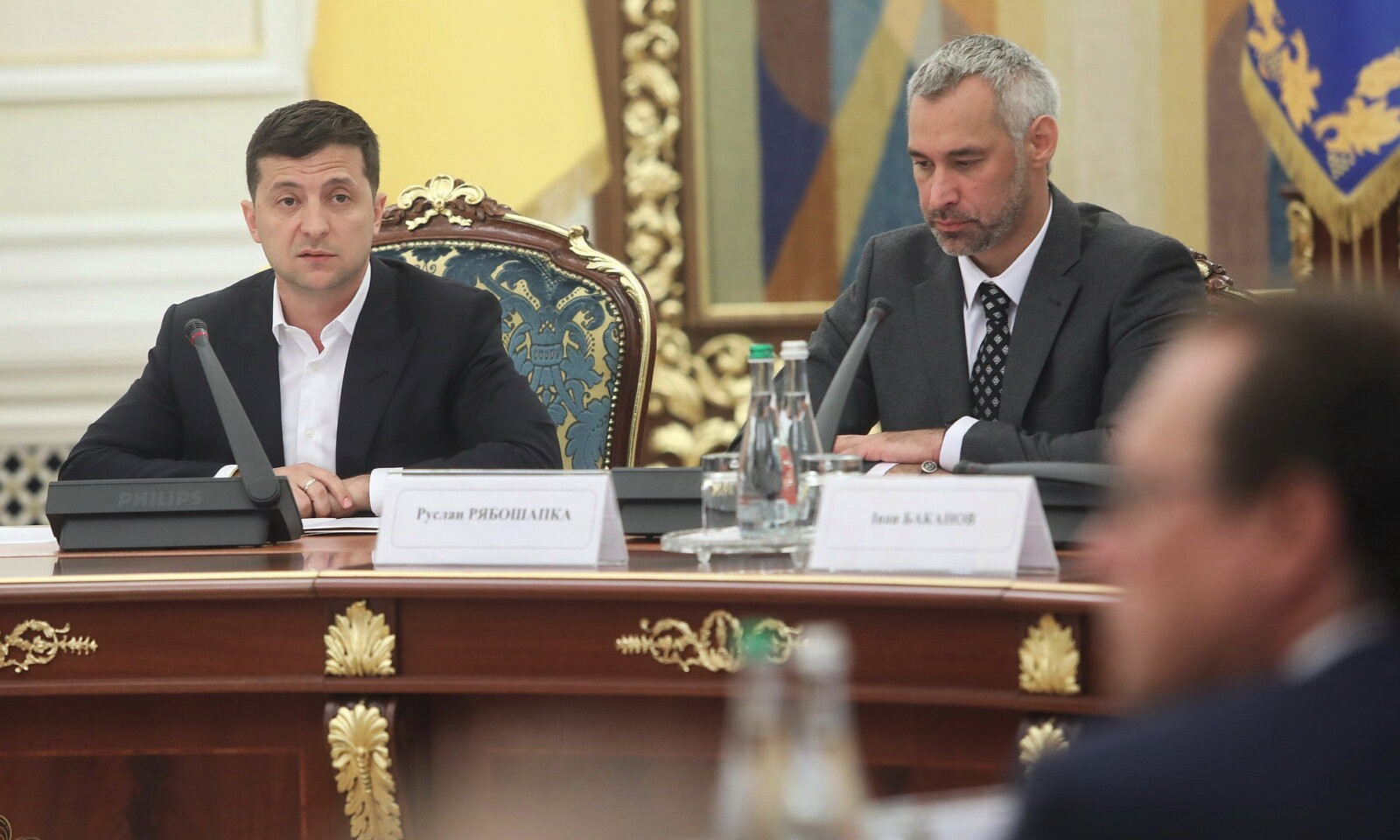 Parliament launches reform of prosecution system in Ukraine