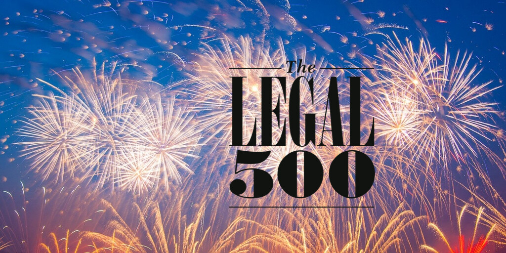 The Legal 500: EMEA 2020 recognizes Ario Law Firm