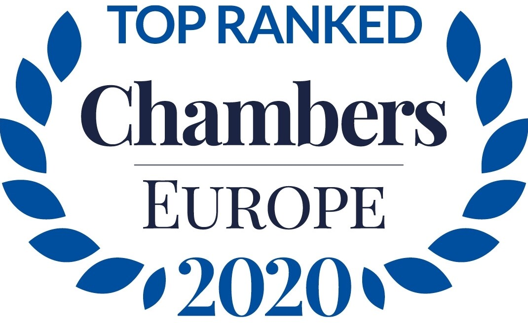 Chambers Europe 2020: Ario Law Firm is among the leaders