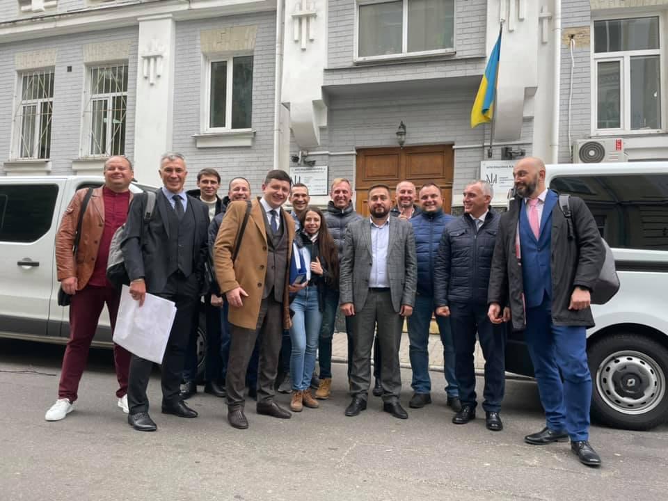 Заступник мера Миколаєва Сергій Коренев залишається на волі без збільшення суми застави